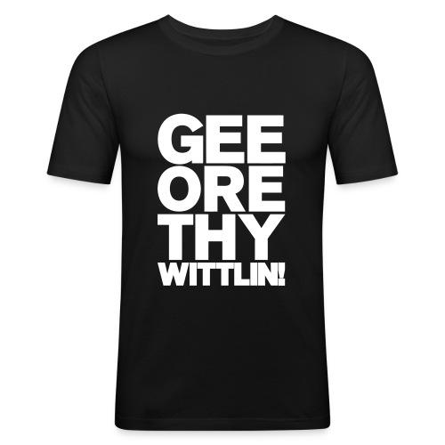 wittlin - Men's Slim Fit T-Shirt