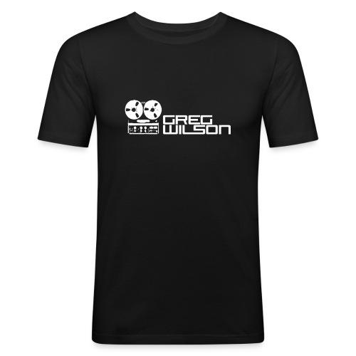 GW Logo 3 - Men's Slim Fit T-Shirt
