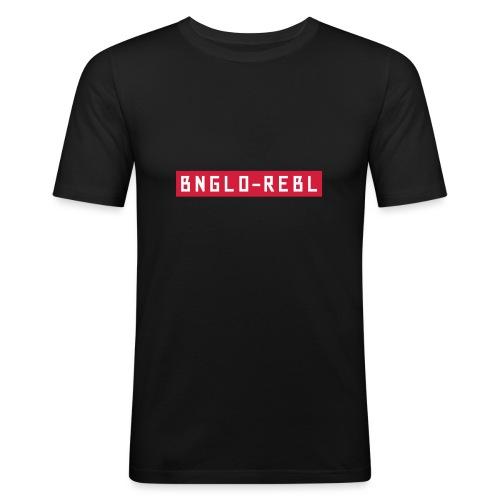 BNGLO-REBL - Männer Slim Fit T-Shirt