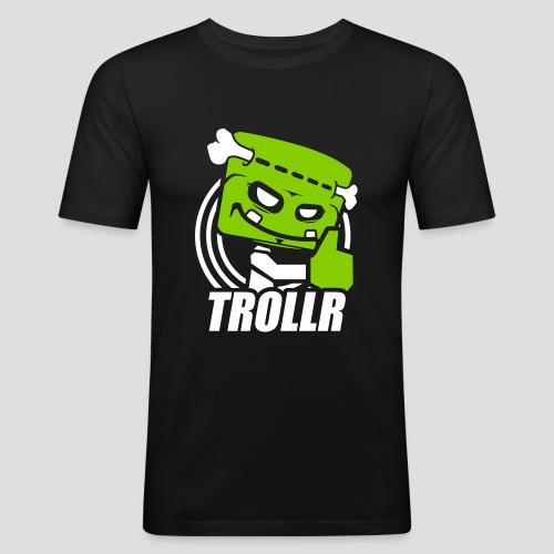 TROLLR Like - T-shirt près du corps Homme