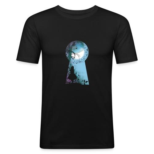 Alice au pays des Merveilles - T-shirt près du corps Homme