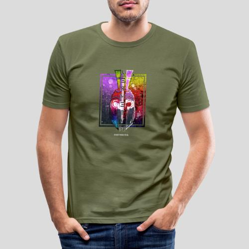 VERMETUM GLADIATOR EDITION - Männer Slim Fit T-Shirt