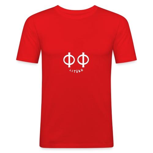 L I T U R N. Co - Camiseta ajustada hombre