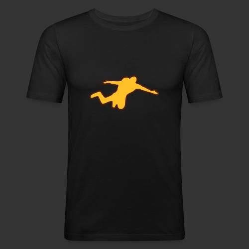Basejump - Männer Slim Fit T-Shirt