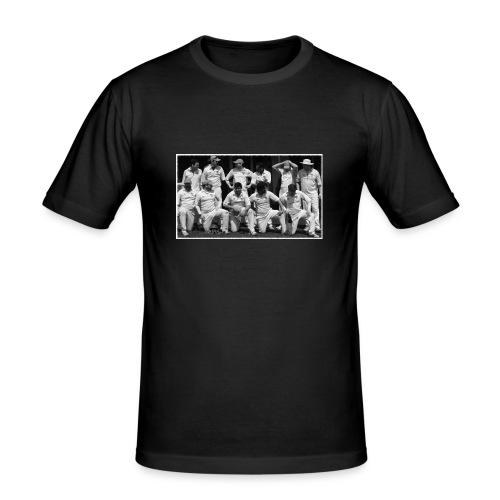 teambw png - Men's Slim Fit T-Shirt