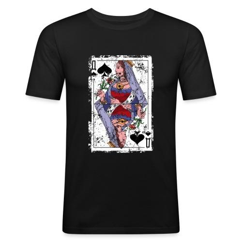 PikQueen Shirt - Männer Slim Fit T-Shirt