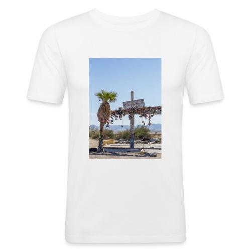 by Mazja Hillestrøm - Herre Slim Fit T-Shirt