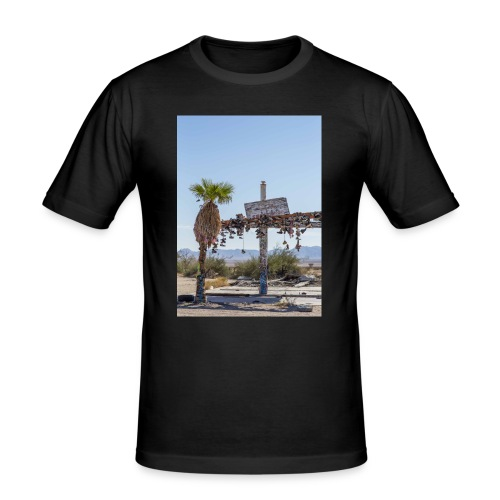 by Mazja Hillestrøm - Herre Slim Fit T-Shirt