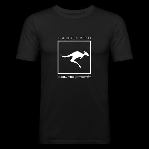 Kangaroo Soundfront - Männer Slim Fit T-Shirt