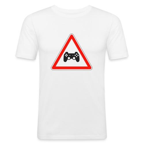 cedezaujeux - T-shirt près du corps Homme