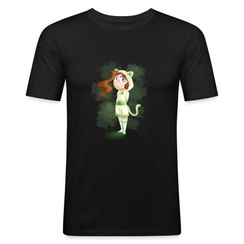 CatMad - T-shirt près du corps Homme
