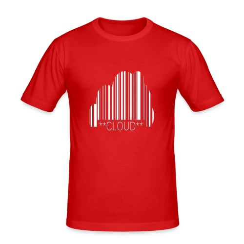 Cloud - Men's Slim Fit T-Shirt
