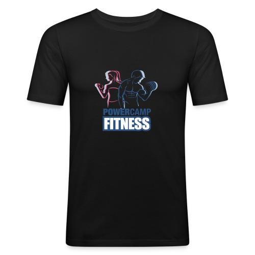 powercamp02 - Men's Slim Fit T-Shirt