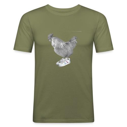 cocorico - T-shirt près du corps Homme