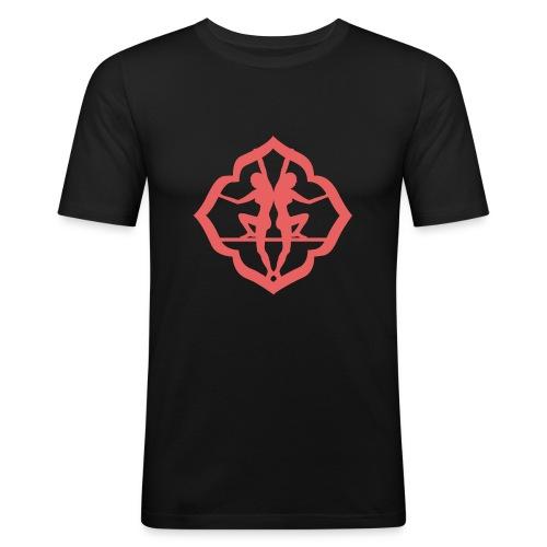 2424146_125176261_logo_femme_orig - Camiseta ajustada hombre