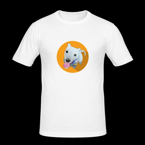 Computer figure 1024 - Men's Slim Fit T-Shirt