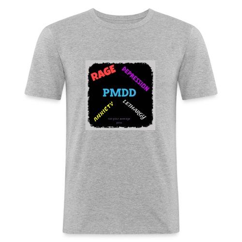 Pmdd symptoms - Men's Slim Fit T-Shirt