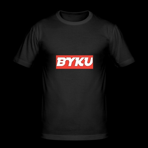BYKUclothes - Obcisła koszulka męska