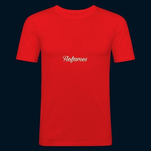 camicia di flofames - Maglietta aderente da uomo