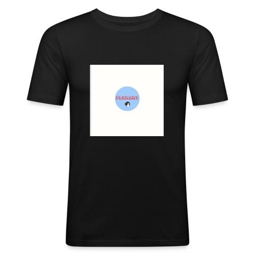 flemart - T-shirt près du corps Homme