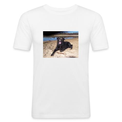 Käseköter - Men's Slim Fit T-Shirt