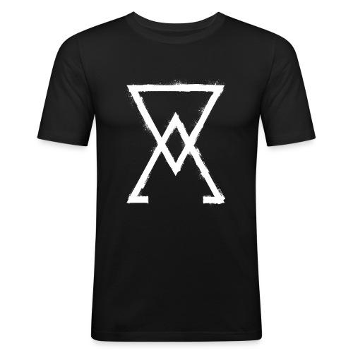 symbol arsenic 1 - Men's Slim Fit T-Shirt