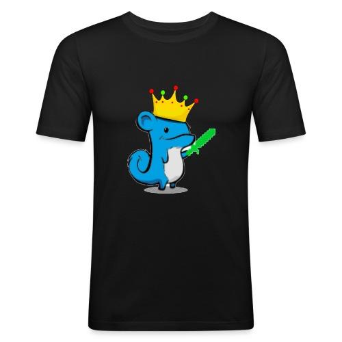 hybridefishy // 6/6s Cover - Slim Fit T-skjorte for menn