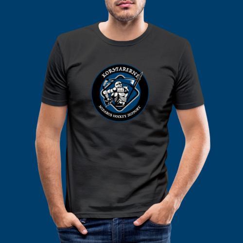 Korsfarerne - Slim Fit T-skjorte for menn
