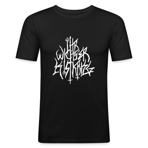 Black Metal ist Krieg - Männer Slim Fit T-Shirt