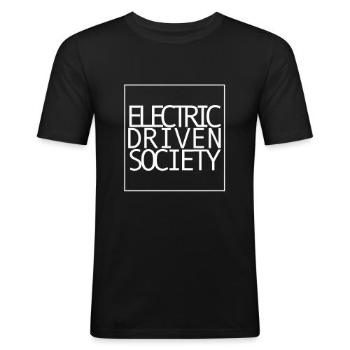 ED simple driven - Männer Slim Fit T-Shirt