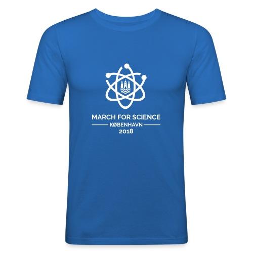 March for Science København 2018 - Men's Slim Fit T-Shirt
