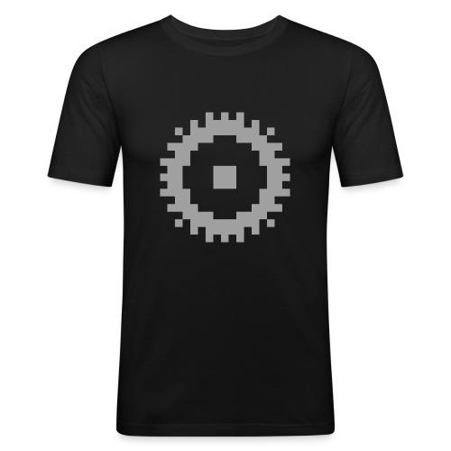 GearMC (solo logo) - Maglietta aderente da uomo