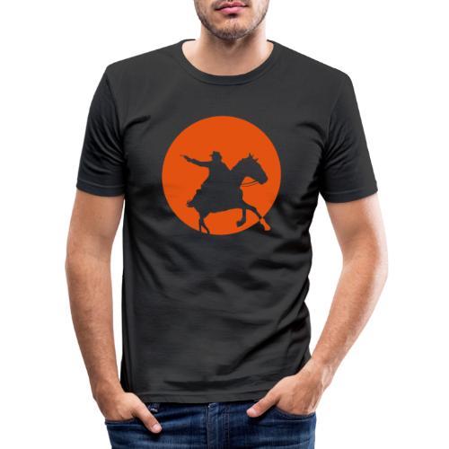 Outlaw - Men's Slim Fit T-Shirt