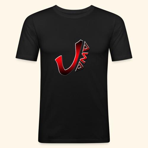 JAWATEAM - T-shirt près du corps Homme