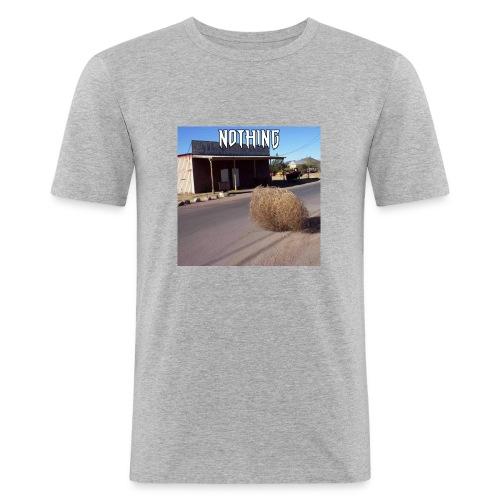 NOTHING - T-shirt près du corps Homme