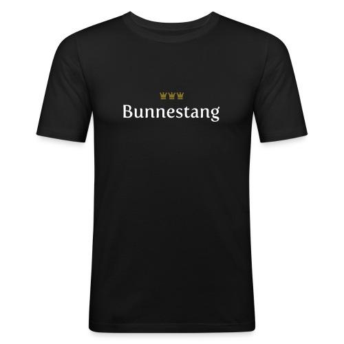 Bunnestang (Köln/Kölsch/Karneval) - Männer Slim Fit T-Shirt