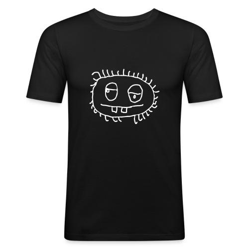 Hutzel die Amöbe - Männer Slim Fit T-Shirt