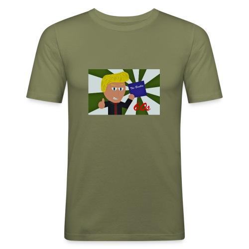 1960-luku - Miesten tyköistuva t-paita