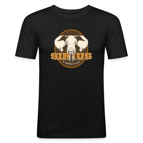 In Elephants we trust - Männer Slim Fit T-Shirt