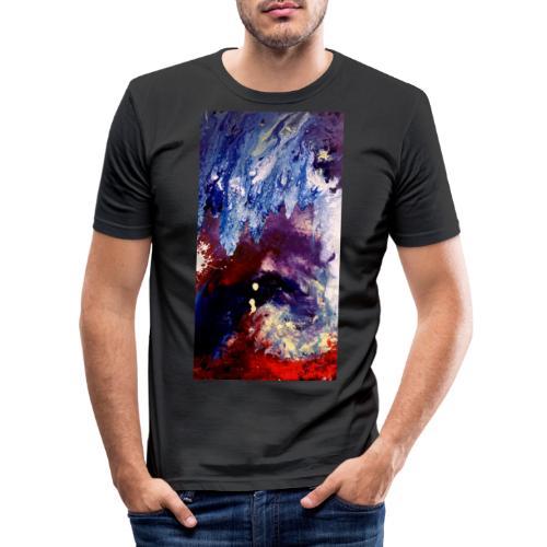 Ocean Vibes - Mannen slim fit T-shirt