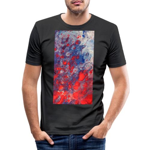Fury - Mannen slim fit T-shirt