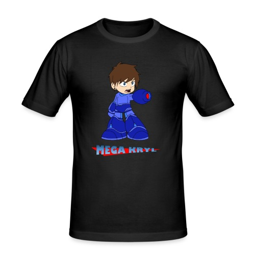 MegaKryl! - Men's Slim Fit T-Shirt
