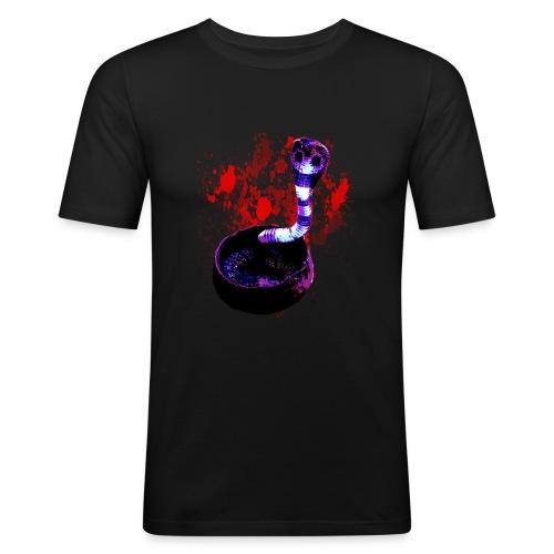 Cobra - Slim Fit T-shirt herr