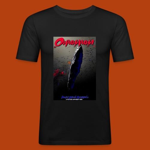 Oumuamua - T-shirt près du corps Homme