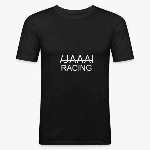 jahaa racing - Slim Fit T-skjorte for menn