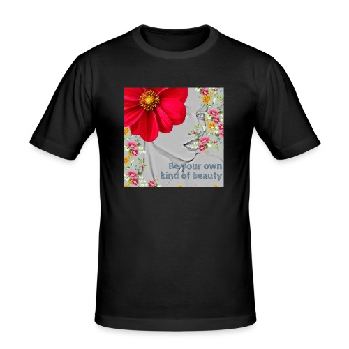 Girly - T-shirt près du corps Homme