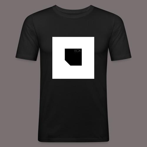 ecke - Männer Slim Fit T-Shirt