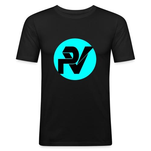 POVISTYLE - Camiseta ajustada hombre