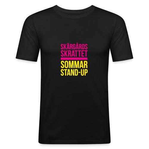 Keps - Slim Fit T-shirt herr