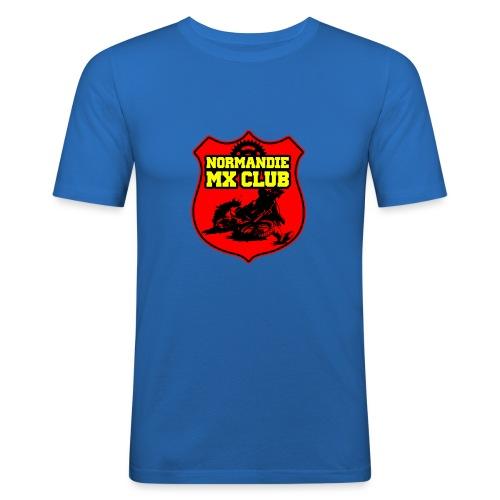 Casquette Normandie MX Club - T-shirt près du corps Homme